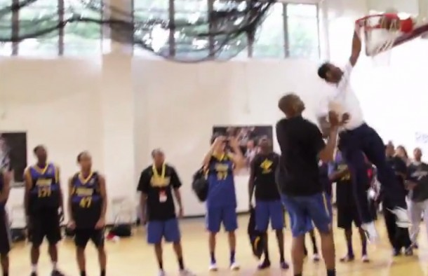 john wall schools hotshot college recruit in one on one