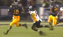 Kent State Football Player Recovers Muffed Punt And Returns It 58 Yards…The Wrong Way (Video)