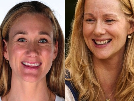 kerri walsh laura linney olympic athlete celebrity look alikes