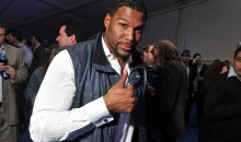 Ex-Giants DE Michael Strahan Will Be The New Permanent Co-Host On 'Live! With Kelly'