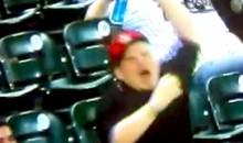 This Enthusiastic Fan Doesn't Care How Bad The Astros Are (Video)