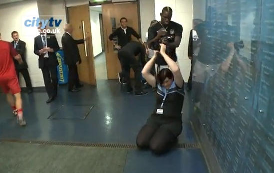 mario balotelli steals a camera
