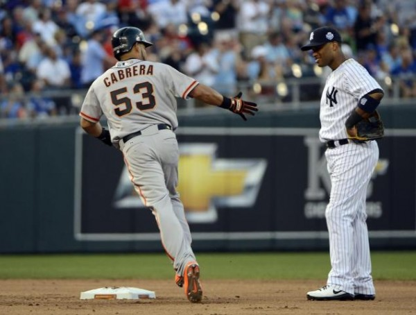 melky cabrera all-star game mvp steroid scandal