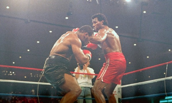 mike tyson vs tony tucker