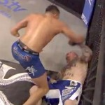 nick newell one-armed MMA fighter knockout