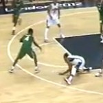 nigerian basketball player ankle-breaker on james harden