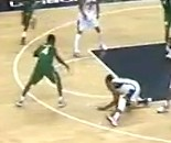 Nigerian Basketball Player Breaks James Harden's Ankles With Crossover (Video)