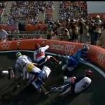 olympics bmx crash