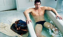 Michael Phelps Appears In The Latest Ad From Louis Vuitton (Photo)