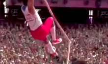 Watch This Pole Snap In Three Places During Cuban Pole Vaulter's First Attempt (Video)