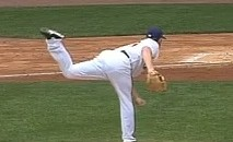 Brewers' Randy Wolf Threw A Ridiculously Slow 49 MPH Curveball Last Night (Video)