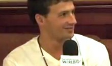 Ryan Lochte: Great At Swimming, Terrible At Giving Interviews (Video)