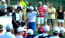 New York Golf Fans Boo Sergio Garcia For Changing Clubs (Video)