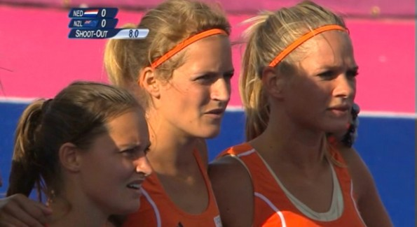sexy dutch field hockey players