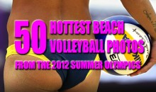 50 Hot Beach Volleyball Photos from the 2012 Summer Olympics