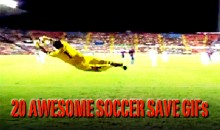 20 Awesome Soccer Save GIFs