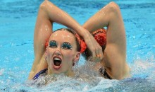 Hilarious Faces of Synchronized Swimming from London 2012 (Gallery)