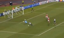 Not One But Two Epic Fails Knock Serie A Club Udinese Out Of UEFA Champions League (Videos)