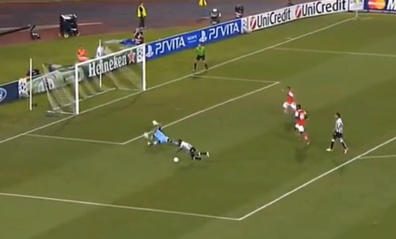 udinese ucl fail