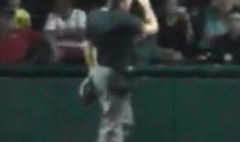 "Minor League Umpire Ejects Music Guy For Playing ""Three Bling Mice"" Over The PA (Video)"