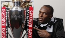 Usain Bolt Wants To Try Out For Manchester United