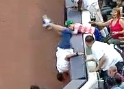 Yankees Fan Faceplants Onto The Field While Trying To Snag A Foul Ball (Video)