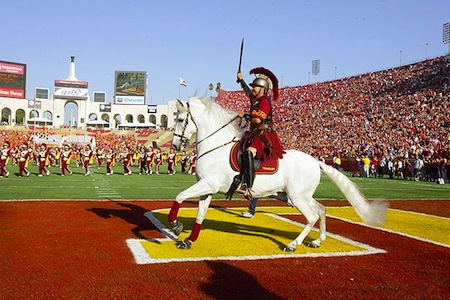 20 usc mascot travler the trojan horse