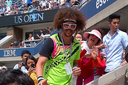 26 red foo 2012 us open fashion best dressed