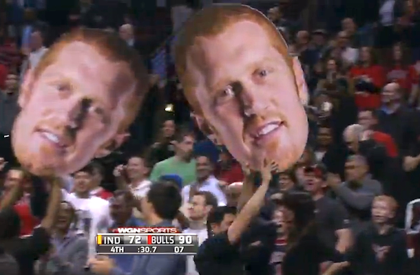 Brian Scalabrine highlight video