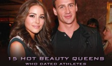 15 Hot Beauty Queens Who Dated Athletes