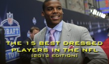 The 15 Best Dressed Players in the NFL (2012 Edition)