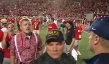 BYU Coach Bronco Mendenhall Nearly Fought A Heckling Utah Fan (Video)