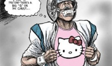 Carolina Newspaper Cartoon Mocks Cam Newton (Pic)