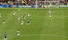Chelsea's Oscar Scores Brilliant Golazo Against Juventus In UCL (Video & GIF)