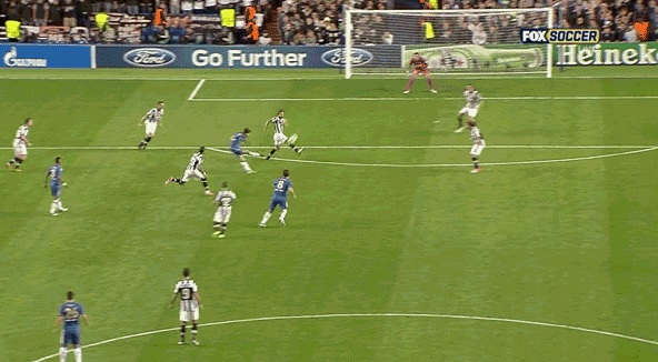 Total Pro Sports Chelsea's Oscar Scores Brilliant Golazo ...