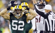 Stat Line Of The Night — 9/13/12 — Clay Matthews