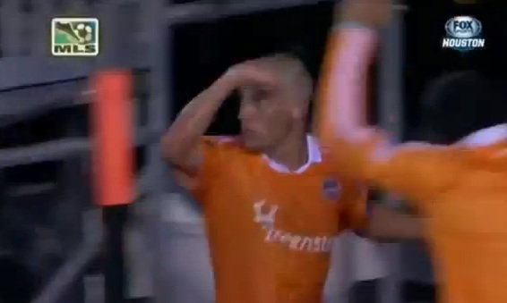 colin clark tunnel goal celebration