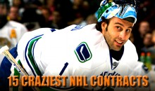 15 Craziest NHL Contracts