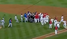 Things Got Pretty Heated Between The Cubs And Nats Last Night (Video)