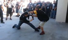 Well This Is Shocking: Some Fans Got Into A Fight At The Raiders Game On Sunday (Video)
