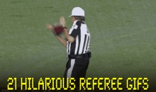 21 Hilarious Referee GIFs