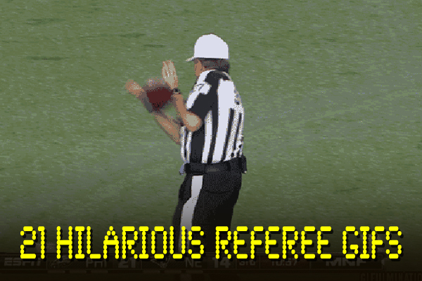 funny hilarious referee gifs