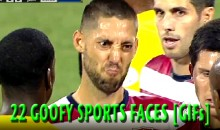 22 Goofy Sports Faces (GIFs)