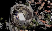 Croatian Hockey Team Will Play Two Outdoor Games This Weekend In An Ancient Roman Amphitheater (Video)