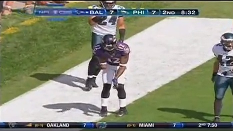 jacoby jones touchdown dance