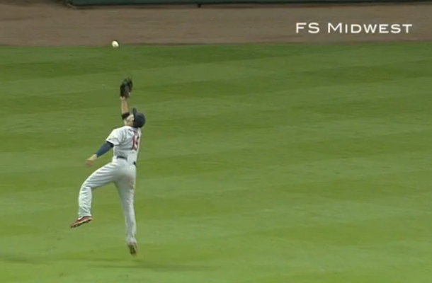 jon jay amazing catch