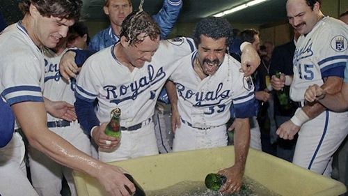 kansas city royals 1985