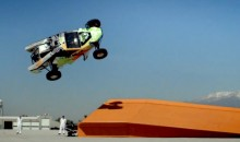 Check Out These Insane Real Life Hot Wheels Stunts (Video)