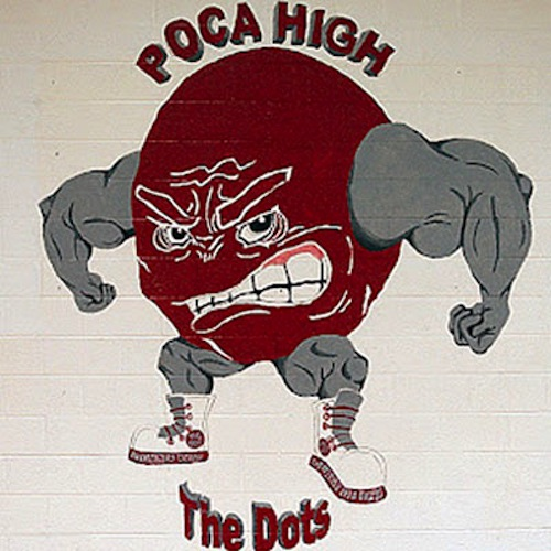 poca high school dots