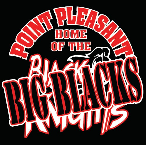 point pleasant big blacks weird high school team names